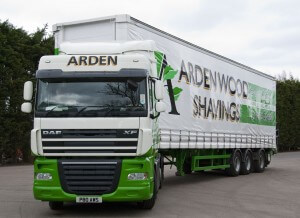 New Arden Wood Shavings Website